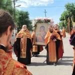 Крестный Ход на Владимирскую икону Божией Матери